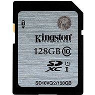 Kingston SDXC UHS 128 GB Class 10-I - Speicherkarte
