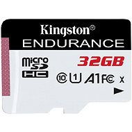 Speicherkarte Kingston Endurance microSDXC 32GB A1 UHS-I Class 10