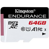 Kingston Endurance microSDXC 64GB A1 UHS-I Class 10 - Speicherkarte