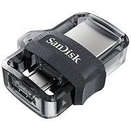 SanDisk Ultra Dual USB Drive m3.0 64GB - USB Stick