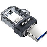SanDisk Ultra Dual USB Drive m3.0, 256GB - USB Stick