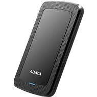 "ADATA HV300 externe HDD 1TB 2,5"" USB 3.1, schwarz - Externe Festplatte"