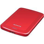 "ADATA HV300 externe HDD 1TB 2,5"" USB 3.1, rot - Externe Festplatte"