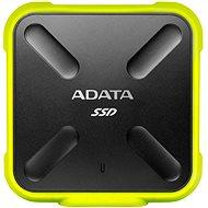 ADATA SD700 SSD 512GB - Gelb - Externe Festplatte