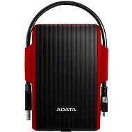 "ADATA HD725 HDD 2.5"" 2 TB rot - Externe Festplatte"