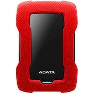 ADATA HD330 HDD 2TB, rot - Externe Festplatte