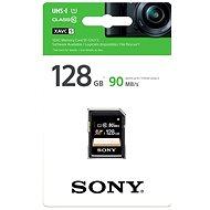 Sony SDXC 128 Gigabyte Class 10 UHS-I - Speicherkarte