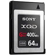 Sony XQD G Series 64 Gigabyte - Speicherkarte