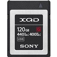 Sony XQD 120 GB - Speicherkarte