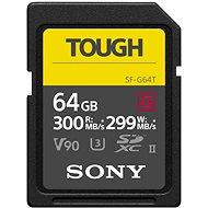 Sony Tough Professional SDXC 64 GB - Speicherkarte