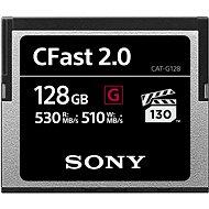 SONY G SERIES CFAST 2.0 128 Gigabyte - Speicherkarte