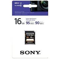 Sony SDHC 16 Gigabyte Class 10 Pro - Speicherkarte