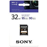 Sony SDHC 32 Gigabyte Class 10 Pro - Speicherkarte