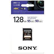 Sony SDHC 128 Gigabyte Class 10 Pro - Speicherkarte