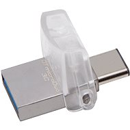 Kingston DataTraveler MicroDuo 3C 64 Gigabyte - USB-Stick