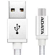 ADATA microUSB Datenkabel 1 m Silb - Kabel