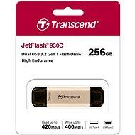 Transcend Speed Drive JF930C 256 GB - USB Stick