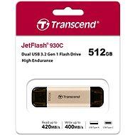 Transcend Speed Drive JF930C 512 GB - USB Stick