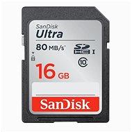 SanDisk SDHC Ultra Lite 16 GB - Speicherkarte