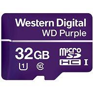 WD Purple MicroSDHC 32GB UHS-I U1 - Speicherkarte
