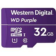 WD Purple QD101 SDHC 32GB - Speicherkarte