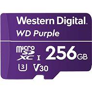 WD Purple QD101 SDXC 256GB - Speicherkarte
