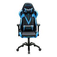 DXRACER Valkyrie OH / VB03 / NB schwarz und blau - Gaming Stuhl