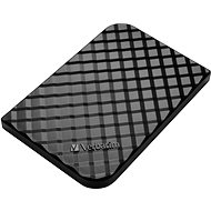 VERBATIM Store'n'Go Portable SSD USB 3.2 GEN1 256GB, schwarz - Externe Festplatte