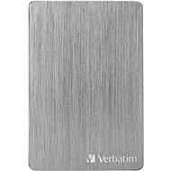 VERBATIM Store n Go ALU Slim 2 TB, grau - Externe Festplatte