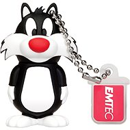 EMTEC Animals Sylvester 8 GB - USB Stick