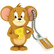 EMTEC Animals Jerry 8 Gigabyte - USB Stick