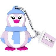 EMTEC Animals Lady Penguin 8 GB - USB Stick