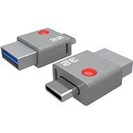 EMTEC T400 DUO 32 Gigabyte - USB Stick