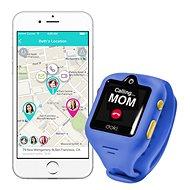 DokiWatch mit Sonic Blue - Smartwatch