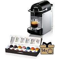 NESPRESSO De'Longhi Pixie EN125.S - Kapsel-Kaffeemaschine