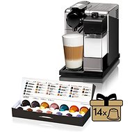 NESPRESSO DéLonghi Lattissima Touch EN550.S - Kapsel-Kaffeemaschine