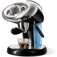 ILLY Francis Francis X7.1 schwarz + 2 Keramiktassen - Kapsel-Kaffeemaschine