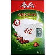 Melitta Kaffeefilter 1x2 /40 weiß - Filter