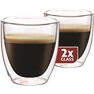 Maxxo Termo espresso DG808 - Glas-Set
