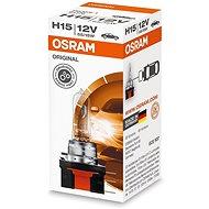 OSRAM H15 Original 12V, 15/55W, PGJ23t-1 - Auto-Glühlampe