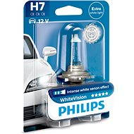 PHILIPS H7 WhiteVision, 55W, patice PX26d - Auto-Glühlampe