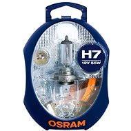 OSRAM Ersatzlampenset H7 / 12V - Auto-Glühlampe