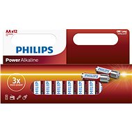 - Philips LR6P12W 12er Pack Batterien - Akku
