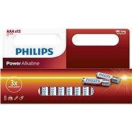 Philips LR03P12W 12 Stück in Packung - Einwegbatterie