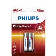 Philips LR03P2B Batteriepack von 2 - Akku