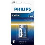 Philips CR2 1 Stück - Knopfbatterie
