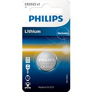 Philips CR2025 1 Stk. in Packung - Knopfbatterie