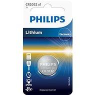 Philips CR2032 1 Stück - Batterie