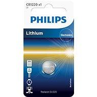 Philips CR1220 1 Stk in der Packung - Knopfbatterie