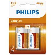 Einwegbatterie Philips R14L2B 2 Stk in der Packung
